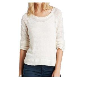 Sierra Stripe Loose Knit Sweater